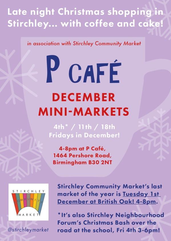 2015-11-07 SCM at P Café flyer