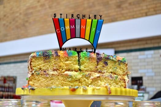 2016_stirchley_market_july_birthday_cake_cut
