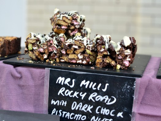 Rocky Road from Mrs Mills Makes Cakes