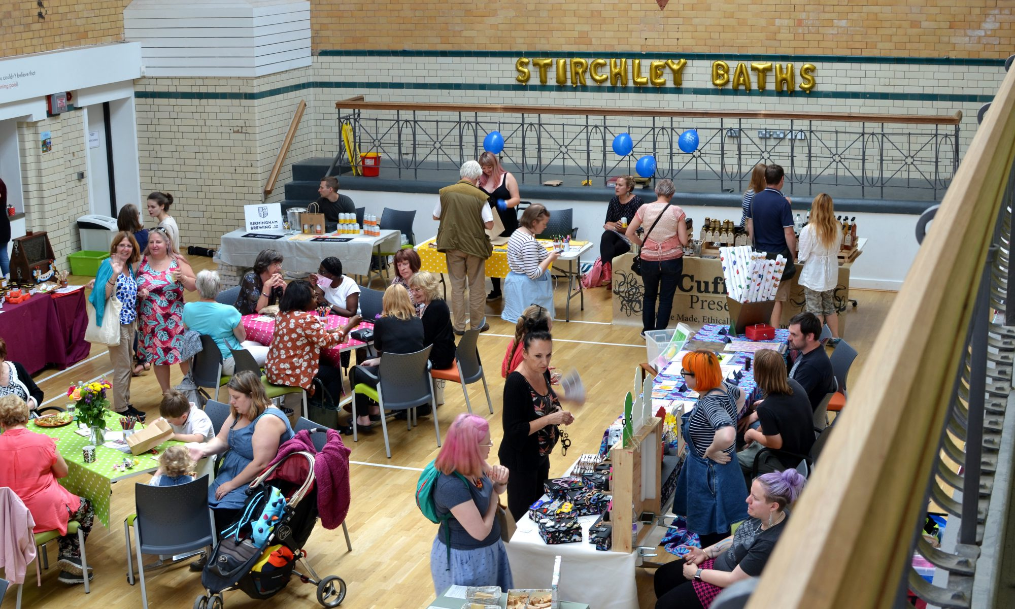 Stirchley Community Market