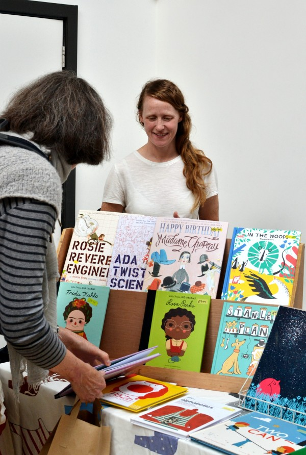 A selection of children's illustrated books