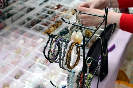 Bracelets from Julie's Rainbow Reiki