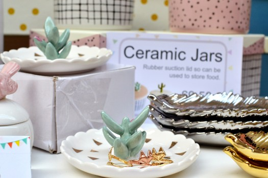Ceramic and other products from Kitty and Min