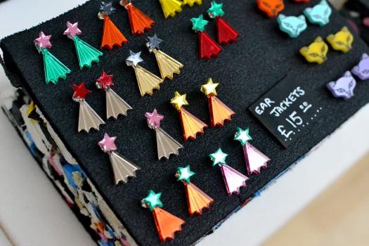 Lasercut jewellery
