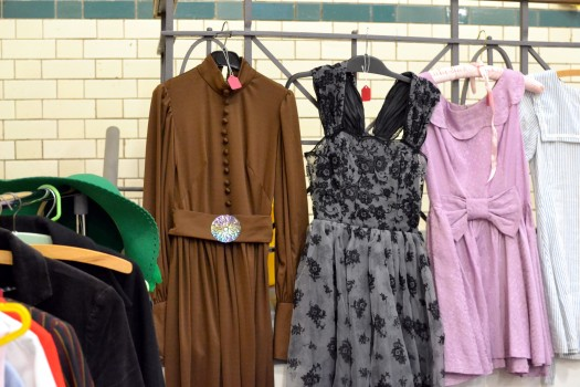 Classic clothes from Pixie Sixer Vintage