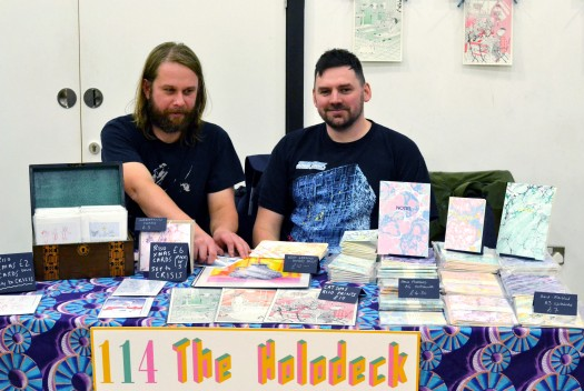 A range of printed products from Holodeck