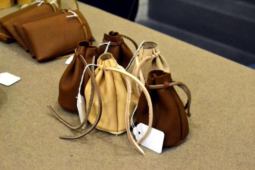 Leather products - including purses - from Spearman Supplies