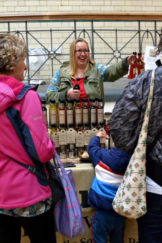 Cordials, chutney and more from Cuffufle Preserves