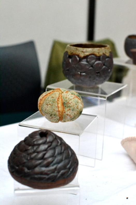 Pottery from Mirta Vargas Ceramics
