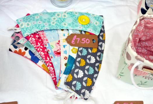 Cup holders from Sew Lovely